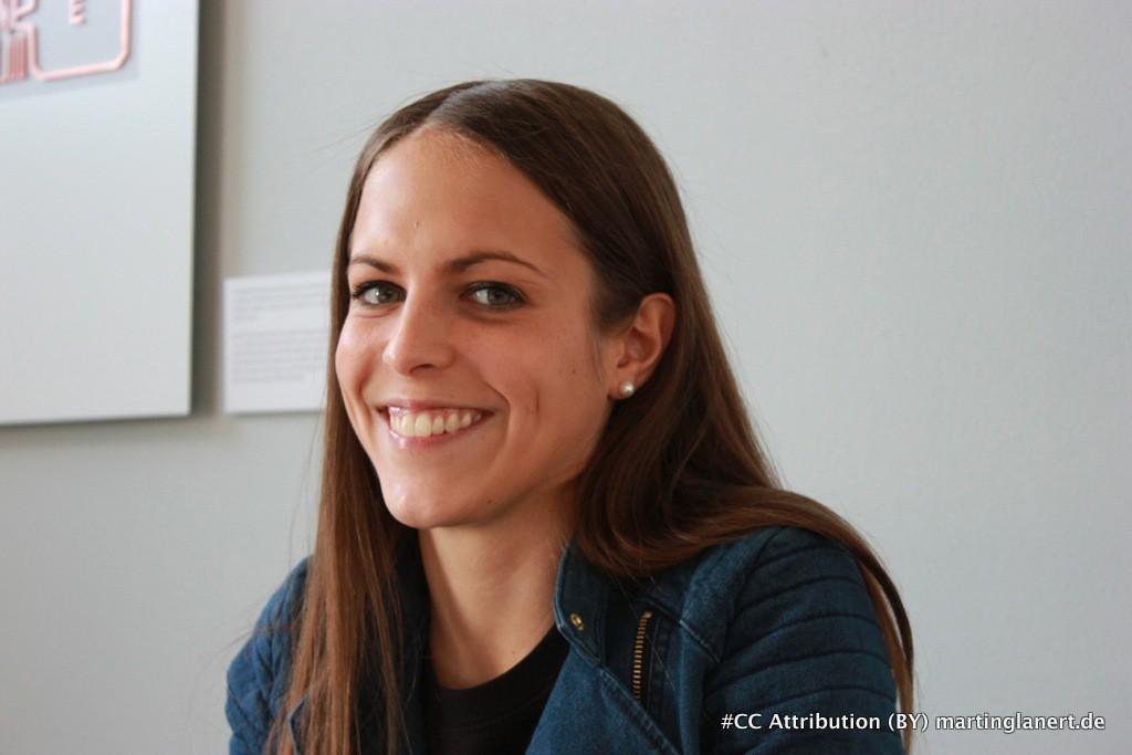 Laura Geisbüsch, Speaker und Internetmarketing-Neucommerin