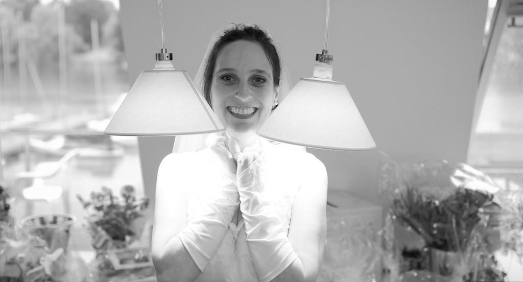 Lichtvolle Braut