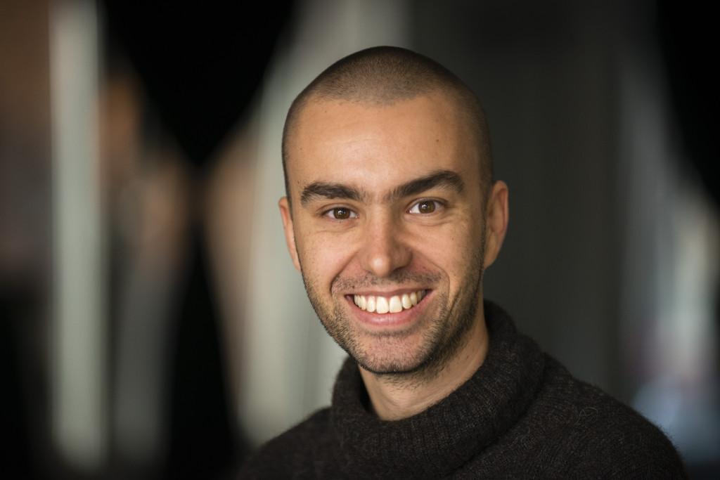 Martin Glanert Portrait 2015